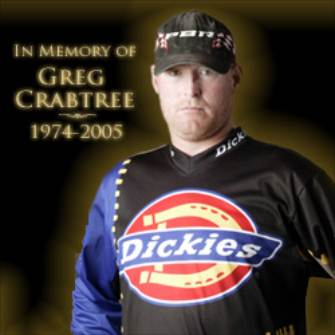 GREG CRABTREE